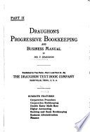 Draughon s Progressive Bookkeeping and Business Manual