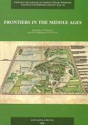 Frontiers in the Middle Ages