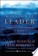 The Missional Leader Romanuk Give Church And Denominational
