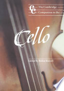 The Cambridge Companion to the Cello Published About The Cello