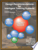 Design Recommendations for Intelligent Tutoring Systems