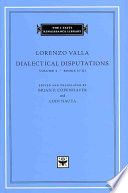 Dialectical Disputations  Volume 2