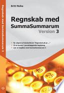 Regnskab med SummaSummarum 3