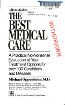 A Doctor's Guide to the Best Medical Care