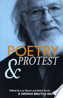 Poetry   Protest