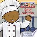illustration Chef Cuisinier