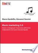 Music marketing 3 0