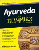 Ayurveda For Dummies