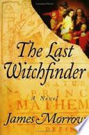 The Last Witchfinder Book PDF