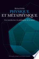 Physique et m  taphysique