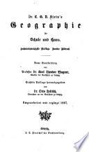 Dr. C. G. D. Stein's Geographie für Schule und Haus