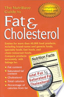 NutriBase Guide to Fat and Cholesterol