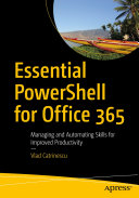 Essential PowerShell for Office 365 Book