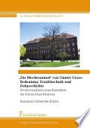 """""""Die Blechtrommel"""" von Günter Grass"""