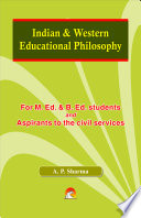 Indian   Western Educational Philosophy