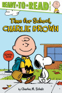 Time for School  Charlie Brown