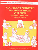 Year  round activities for two year old children