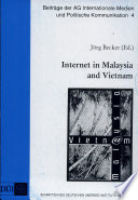Internet in Malaysia and Vietnam