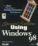 Using Microsoft Windows 98