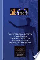 Cours et ressources TIC europ  ennes pour la formation des professeurs de langues anciennes