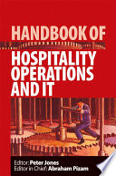 Handbook of Hospitality Operations and IT