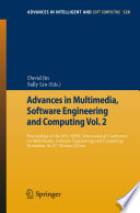 Advances in Multimedia  Software Engineering and Computing Vol 2