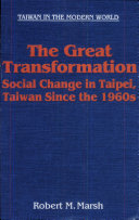 The Great Transformation