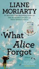 What Alice Forgot Pdf/ePub eBook