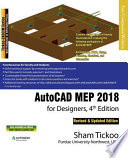 Autocad Mep 2018 For Designers 4th Edition