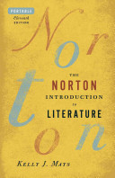 The Norton Introduction to Literature  Portable Eleventh Edition