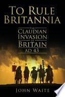 To Rule Britannia