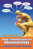 Rudy s Ruminations on Rheumatology