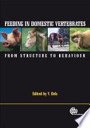 Feeding in Domestic Vertebrates