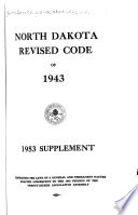 North Dakota Revised Code of 1943
