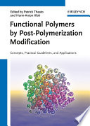 Functional Polymers by Post Polymerization Modification