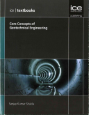 Core Concepts of Geotechnical Engineering  Ice Textbook  Series