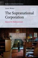 The Supranational Corporation