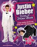 Justin Bieber Dress Up Sticker Book