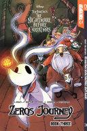 Disney Manga: Tim Burton's The Nightmare Before Christmas -- Zero's Journey Graphic Novel Book 3 Book