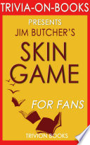download ebook skin game: a novel by jim butcher (trivia-on-books) pdf epub
