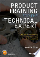 Product Training for the Technical Expert
