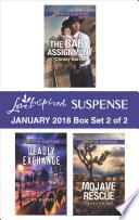 Harlequin Love Inspired Suspense January 2018   Box Set 2 of 2