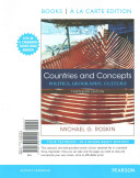 Books a la Carte for Countries and Concepts  Politics  Geography  Culture