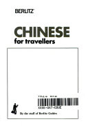 Chinese for travellers