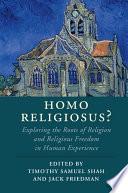 Homo Religiosus