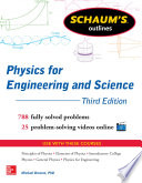 Schaums Outline of Physics for Engineering and Science 3 E  EBOOK
