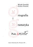 Ortografia i gramatyka na wesolo