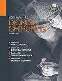 Dionigi  Chirurgia  Estratto