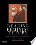 Reading Feminist Theory