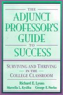 The Adjunct Professor s Guide to Success